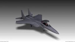 F 15 E strike eagle