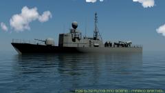 FGS S 72 Puma - water scene